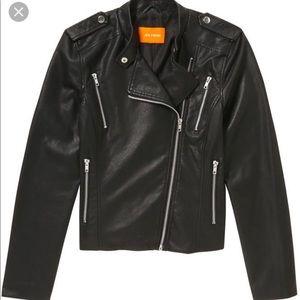 Joe Fresh Faux Leather Moto Jacket
